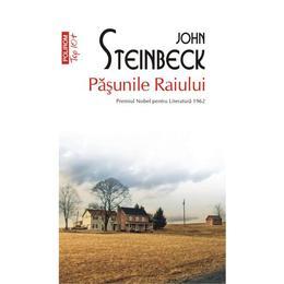 Pasunile Raiului - John Steinbeck, editura Polirom