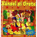 Puzzle - Hansel si Gretel, editura Crisan
