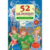 52 de povesti, editura Crisan