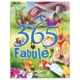365 fabule, editura Girasol