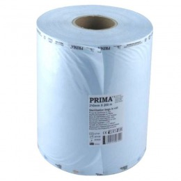 Rola Pungi Sterilizare Autoclav - Prima Flat Reels Steam EO Sterilization Indicator 250 mm x 200 m