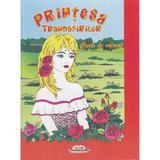 Printesa trandafirilor - Carte de colorat, editura Iulian Cart