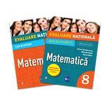 Evaluare nationala Matematica cls 8  - Mirela Moldoveanu, editura Litera