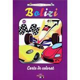 Bolizi - Carte de colorat, editura Prestige
