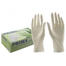 Manusi Nitril Aloe Vera Marimea L - Prima Nitril Examination Gloves Aloe Vera Powder Free L