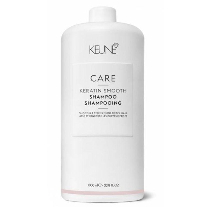 Sampon pentru Netezire - Keune Care Keratin Smooth Shampoo 1000 ml