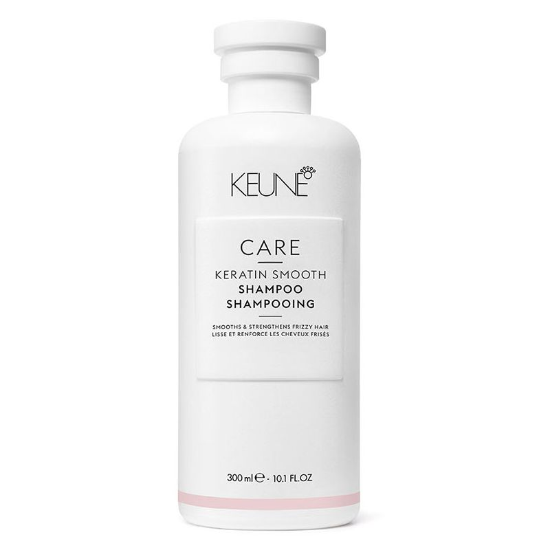 Sampon pentru Netezire - Keune Care Keratin Smooth Shampoo 300 ml esteto.ro