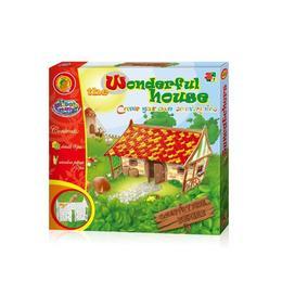 Set creatie pentru pictura Orange Elephant, Animal House