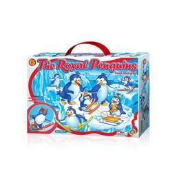 Set creatie pentru modelaj Orange Elephant, Royal Penguins