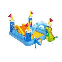 Centru De Joaca Cu Piscina Intex - Fantasy Castle 185x152x107 cm
