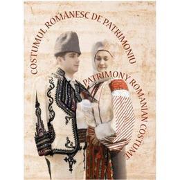 Costumul Romanesc De Patrimoniu - Ro+fr Cartonat, editura Alcor