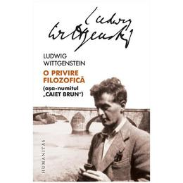 O Privire Filozofica - Ludwig Wittgenstein
