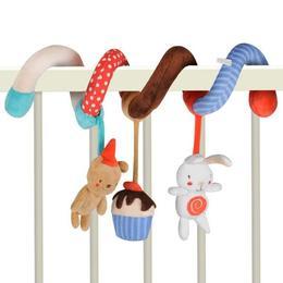 Spirală cu animale şi sunete pentru activităţi bebeluşi - Eurekakids