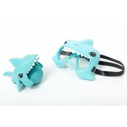 Pistol cu apă în formă de rechin - Eurekakids