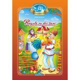 Punguta Cu Doi Bani (carte De Colorat Cu Povesti. Invat Sa Citesc)