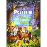 Povestiri Din Padurea Verde - Claudia Cojocaru, editura Teopiticot