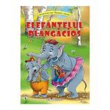 Elefantelul Plangacios - Claudia Cojocaru, editura Teopiticot