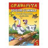 Povestiri Cu Animale: Papucii Gansacului Si Multe Altele, editura Teopiticot