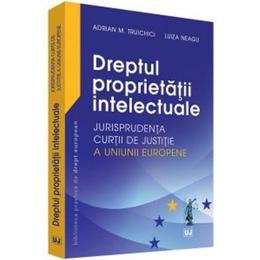 Dreptul proprietatii intelectuale - Adrian M. Truichici, Luiza Neagu, editura Universul Juridic