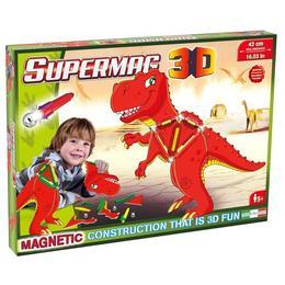 Jucarie cu Magnet T-Rez - Supermag 3D