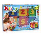 Set Magnetic sa invatam numerele - Supermag Kliky