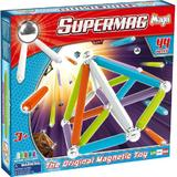 Set Constructie 44 piese - Supermag Maxi Neon
