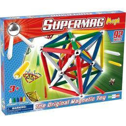 Set Constructie 92 piese - Supermag Maxi Primary