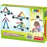 Set Constructie 44 piese - Supermag Maxi Wheels