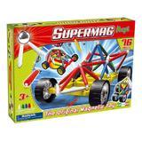 Set Constructie 76 piese - Supermag Maxi Wheels