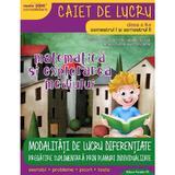 Matematica si explorarea mediului - Clasa 2 Sem.1 si 2 ed.2018 - Caiet de lucru - Daniela Berechet, editura Paralela 45