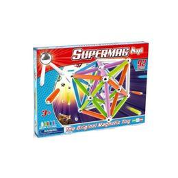 Set Constructie 92 piese - Supermag Maxi Neon