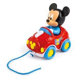 Jucarie de tras masinuta Mickey - Clementoni