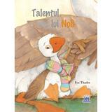 Talentul lui Noli - Eve Tharlet, editura Didactica Publishing House