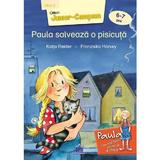 Paula salveaza o pisicuta 6-7 ani Nivel 2 - Katja Reider, Franziska Harvey, editura Didactica Publishing House