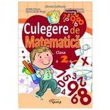 Culegere de matematica Clasa a 2-a - Mihaela Serbanescu, editura Tiparg