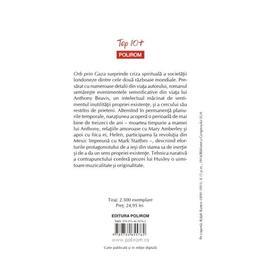 Top 10 - 294 - Orb prin Gaza - Aldous Huxley, editura Polirom
