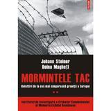 Mormintele tac. Vol. 2: Relatari - Johann Steiner, Doina Magheti, editura Polirom