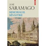 Memorialul minastirii - Jose Saramago, editura Polirom