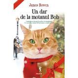 Un dar de la motanul Bob - James Bowen, editura Polirom