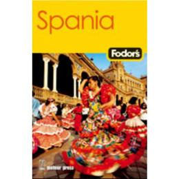 Fodor's - Spania, editura Meteor Press