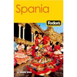 Fodor's - Spania, editura Meteor Press