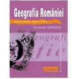 Geografie - Clasa 8 - Manual - Octavian Mandrut, editura Corint