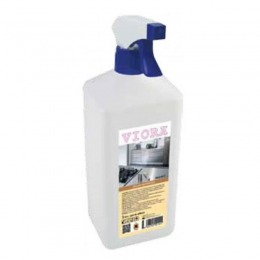 Solutie Inox Spray - Viora Solution for Chrome and Stainless Steel Objects and Surfaces 1000 ml