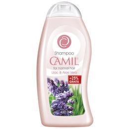 Sampon cu Liliac si Aloe Camil - 500 ml