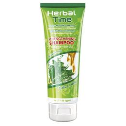 Sampon cu Uleiuri si Extracte din Plante Herbal Time Strengthening Shampoo - 250 ml