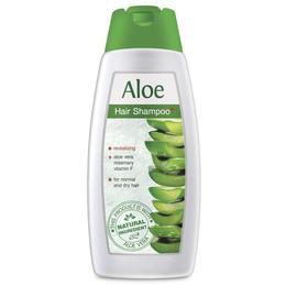 Sampon Revitalizant pentru Par Uscat Aloe Vera Rosa Impex - 250 ml