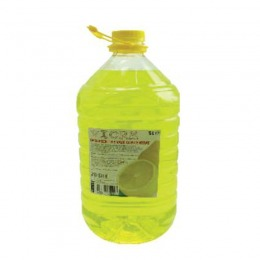 Detergent Lichid Vase - Viora Liquid Detergent for Dishes with Lemon Flavor 5000 ml