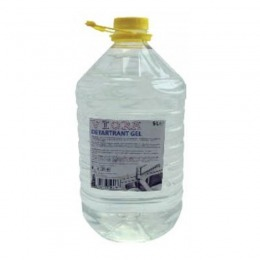 Detartrant Gel - Viora Descaler Gel 5000 ml