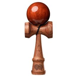Kendama USA - Kaizen Cherry Wood Translucent - Sweet Auburn