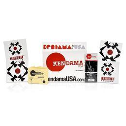 Kendama USA - Tribute - Super Stick - Fire Red
